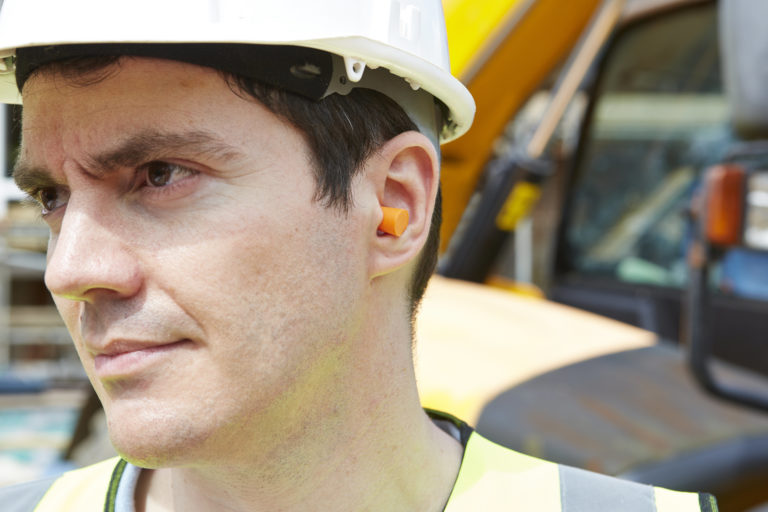 hearing protection in construction essay Noise and hearing protection factsheet (construction industry) states that each employer will implement and maintain a written hearing conservation.